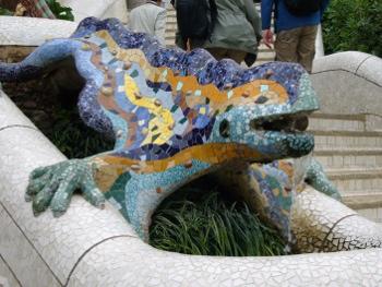 Draak van Gaudí