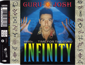 Infinity UK maxi CD-single