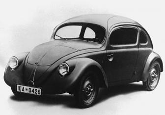 Model met gesloten carrosserie