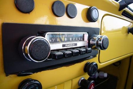 Origineel radiootje