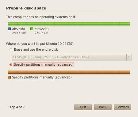 Two-factor LUKS using Ubuntu   Kumina bv   weblog