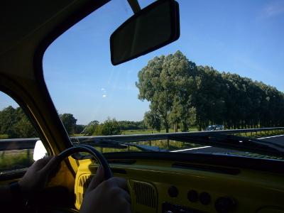 Onderweg naar Sint-Niklaas